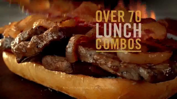 Outback Steakhouse TV Spot, 'Steak, Lobster and Lunch' - Thumbnail 8