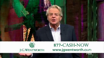 J.G. Wentworth TV Spot, 'Jerry Springer' - Thumbnail 2