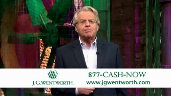 J.G. Wentworth TV Spot, 'Jerry Springer' - Thumbnail 7