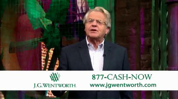 J.G. Wentworth TV Spot, 'Jerry Springer' - Thumbnail 8