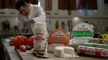 Cacique TV Spot, 'Care and Passion' Featuring Aarón Sánchez - Thumbnail 5
