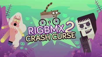 RigBMX 2: Crash Curse TV Spot, 'One Cheek Wonder'