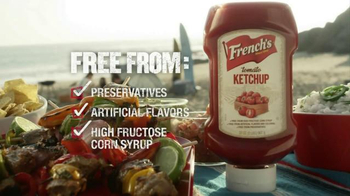 French\'s Ketchup TV Spot, \'What We\'re Made of\'