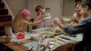 Reddi-Wip TV Spot, 'Nickelodeon Family Toast'