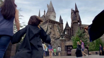 The Wizarding World of Harry Potter TV Spot, 'Universal Moments' [Spanish] - 64 commercial airings