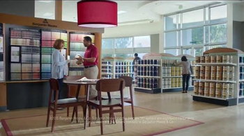 Benjamin Moore TV Spot, 'Who Are You Talking to About Paint: Baby's Room' - Thumbnail 7