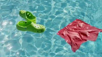 Crocs, Inc. TV Spot, 'Pool Shoes' - Thumbnail 5