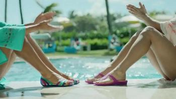 Crocs, Inc. TV Spot, 'Pool Shoes' - Thumbnail 6