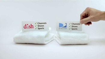 Dish Network TV Spot, 'Towels' - Thumbnail 5