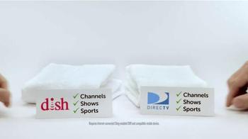 Dish Network TV Spot, 'Towels' - Thumbnail 7
