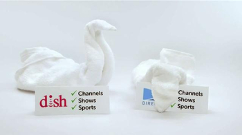 Dish Network TV Spot, 'Towels' - Thumbnail 9