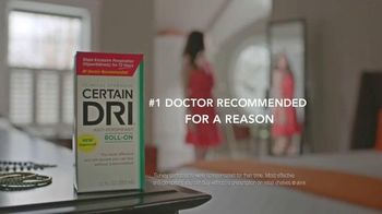 Certain Dri TV Spot, 'Colorful Closet'