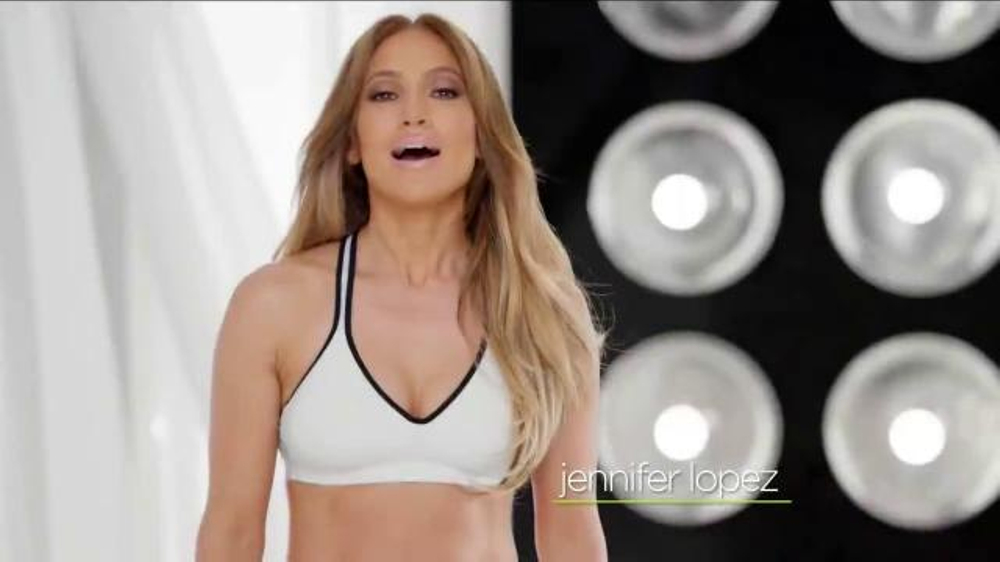 Body Lab TV Commercial, 'Be the Girl Challenge' Featuring Jennifer Lopez