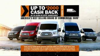 Ford Transit TV Spot, 'Own the Work' - Thumbnail 5