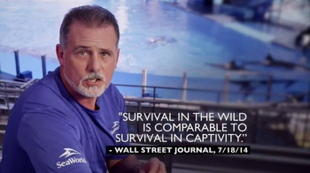 SeaWorld TV Spot, 'Facts about SeaWorld's Killer Whales'