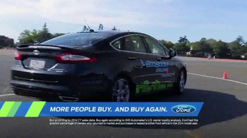 Ford Ecoboost Challenge Sales Event TV Spot, 'Real People: Fusion' - Thumbnail 4