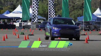 Ford Ecoboost Challenge Sales Event TV Spot, 'Real People: Fusion' - Thumbnail 5
