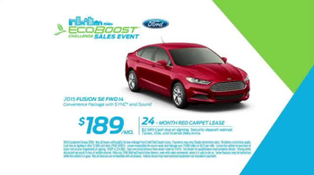 Ford Ecoboost Challenge Sales Event TV Spot, 'Real People: Fusion' - Thumbnail 8