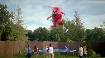 Kool-Aid Easy Mix TV Spot, 'Kool-Aid Man Is Back' - 867 commercial airings