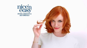 Clairol TV Spot, 'Natural Hair Color Secret' Featuring Christina Hendricks - Thumbnail 1