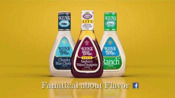 Ken's Foods TV Spot, 'Ten Tons of Flavor' - Thumbnail 6