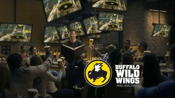 Buffalo Wild Wings TV Spot, 'Goodnight Madness' Feat. Stephen Rannazzisi - Thumbnail 9