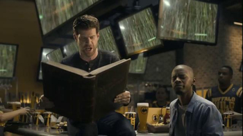 Buffalo Wild Wings TV Spot, 'Goodnight Madness' Feat. Stephen Rannazzisi - Thumbnail 3