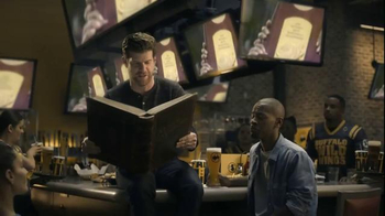 Buffalo Wild Wings TV Spot, 'Goodnight Madness' Feat. Stephen Rannazzisi - Thumbnail 4