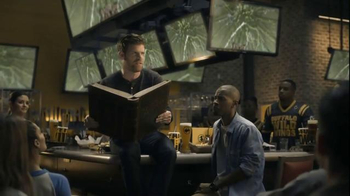 Buffalo Wild Wings TV Spot, 'Goodnight Madness' Feat. Stephen Rannazzisi - Thumbnail 5