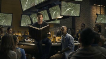 Buffalo Wild Wings TV Spot, 'Goodnight Madness' Feat. Stephen Rannazzisi - Thumbnail 6