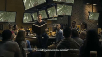 Buffalo Wild Wings TV Spot, 'Goodnight Madness' Feat. Stephen Rannazzisi - 105 commercial airings