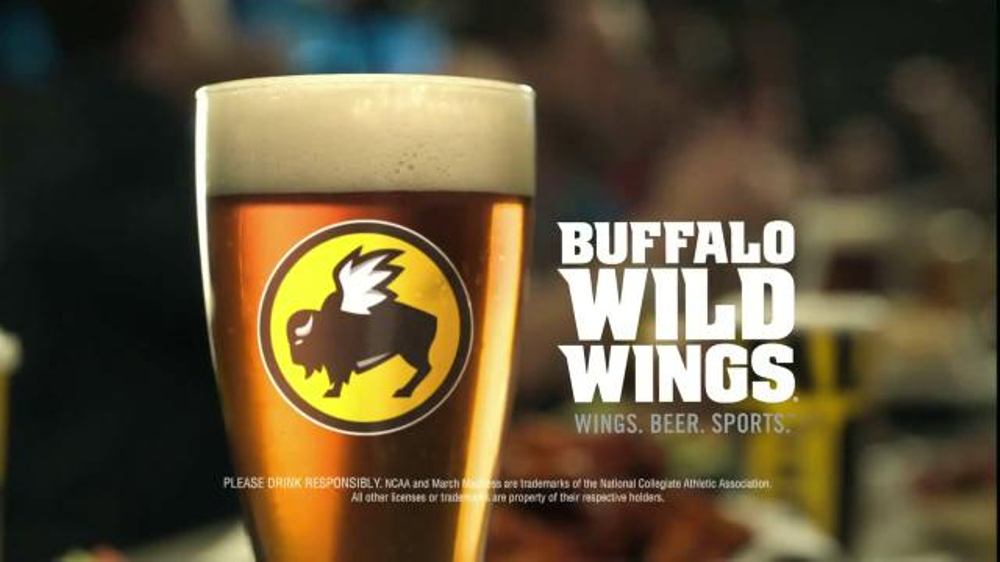 Buffalo Wild Wings Tv Commercial Hardwood Featuring