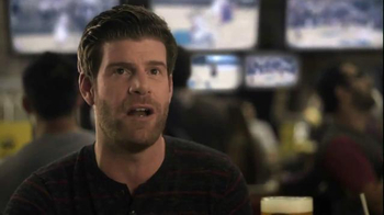Buffalo Wild Wings TV Spot, 'Hardwood' Featuring Stephen Rannazzisi - Thumbnail 5