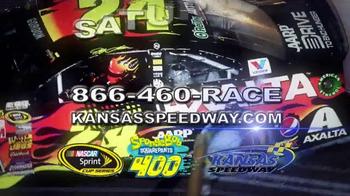 Kansas Speedway TV Spot, 'NASCAR Sprint Cup Series Tickets' - Thumbnail 10
