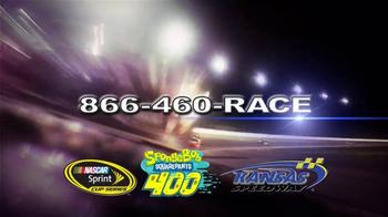 Kansas Speedway TV Spot, 'NASCAR Sprint Cup Series Tickets' - Thumbnail 9