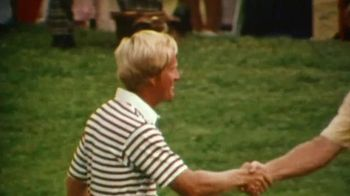PGA Tour TV Spot, 'Jack Nicklaus: 2015 Congressional Gold Medal Recipient' - 13 commercial airings