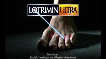 Lotrimin Ultra TV Spot, 'Cure Athlete's Foot' - Thumbnail 7