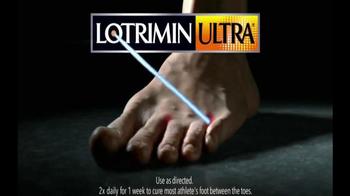 Lotrimin Ultra TV Spot, 'Cure Athlete's Foot' - Thumbnail 8
