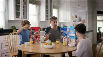 Kellogg's Avengers Flyers TV Spot, 'The Avengers: Age of Ultron' - Thumbnail 1