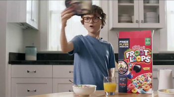 Kellogg's Avengers Flyers TV Spot, 'The Avengers: Age of Ultron' - Thumbnail 2