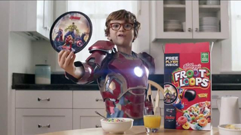 Kellogg's Avengers Flyers TV Spot, 'The Avengers: Age of Ultron' - Thumbnail 3