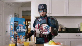 Kellogg's Avengers Flyers TV Spot, 'The Avengers: Age of Ultron' - Thumbnail 5