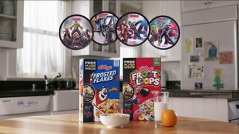 Kellogg's Avengers Flyers TV Spot, 'The Avengers: Age of Ultron' - Thumbnail 7