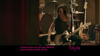 Skyla TV Spot, 'Plans' - Thumbnail 5