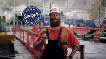 Snapple TV Spot, 'Hey, America' - Thumbnail 1