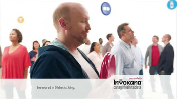 Invokana TV Spot, 'You're Not Alone' - Thumbnail 3