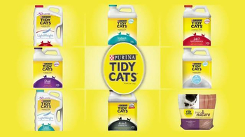 Purina Tidy Cats TV Spot, 'Every Home, Every Cat' - Thumbnail 10