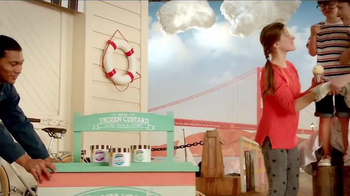 Dreyers Frozen Custard TV Spot, 'Not Ice Cream' - Thumbnail 7