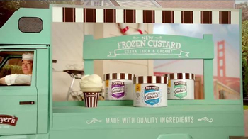 Dreyers Frozen Custard TV Spot, 'Not Ice Cream' - Thumbnail 9