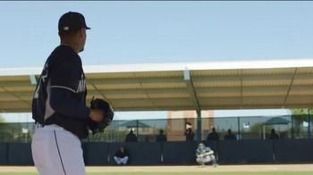 Major League Baseball TV Spot, '#THIS The King is Ready' Ft Felix Hernandez - Thumbnail 4